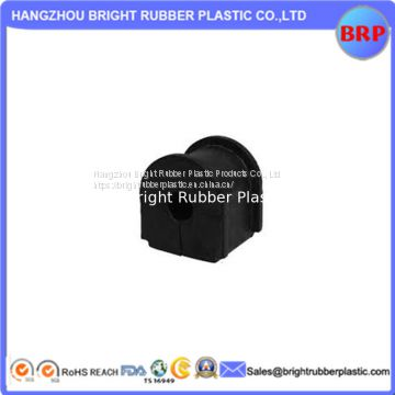 High Quality IATF16949 Custom 70 Shore A Truck Parts Rubber Stabilizer