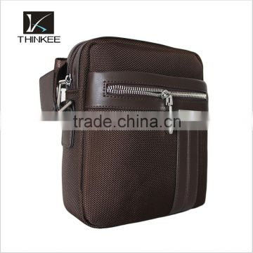 fashion business waterproof nylon men Laptop bag Computer documents Shoulder messenger Bag