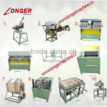 Bamboo Toothpick Production Line| Toothpick Making Machine| Wooden Toothpick Production Line