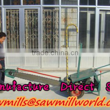 DM1900 model portable forest band saw