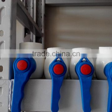china supplier high quality PPR raw material , ppr pipe fittings, plastic ppr ball valve