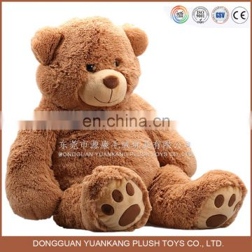 2016 new style giant plush 2 meter teddy bear