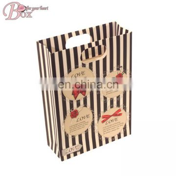 Wholesale Cute Shopping Gift Paper Bag