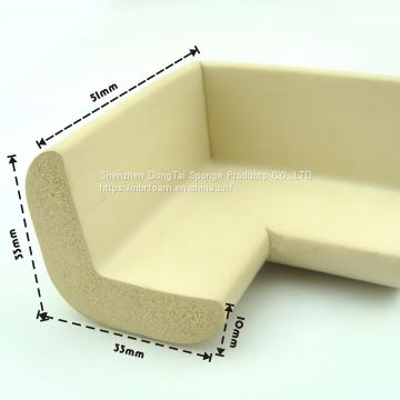 Multi-functional NBR Foam Corner Protector / Cushion For Baby