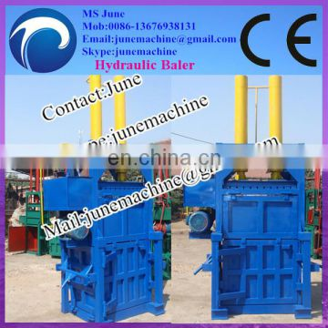 clothing baling machine/clothes bale machine