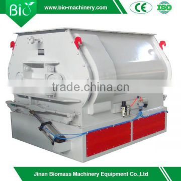 feed, foodstuffs, food,chemical Dual-shaft Oar Efficient Mixer with the hot air or cooler wind system