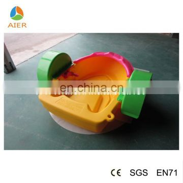 Hand power boat with low price,Floating boat,Kids power boat