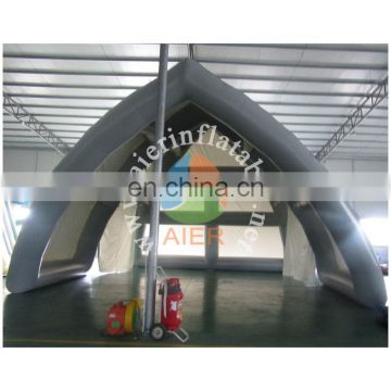 air tent/inflatable podium tent AIER