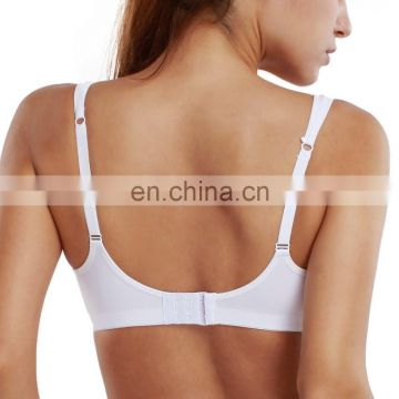 Sexy Bra Running Fitness Wear Full Cup Sport Bra For Women