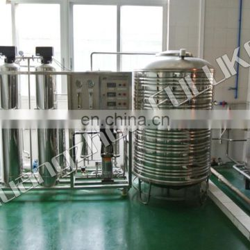 FLK CE mineral small water treatment machine,nalco water treatment chemicals