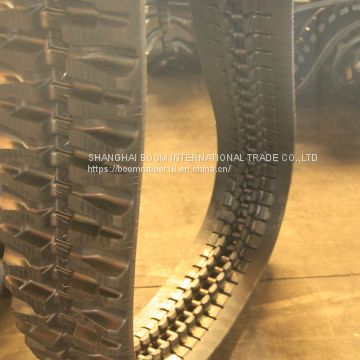 250*52.5 Construction Machinery Rubber Track