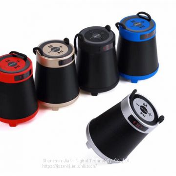 Hot new model C11 bluetooth speaker portable mobile phone wireless bluetooth audio plug-in card usb computer speakers