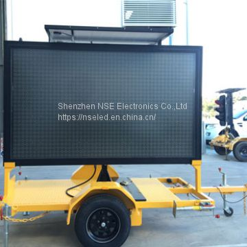 VMS Trailer Display hot Sale, Australian Trailr Mounted Variable Message Sign