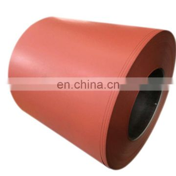 China Manufacture of PPGI Used for Building Construction Matt