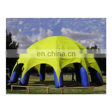 hot inflatable event advertising tent inflatable spider tent for sale