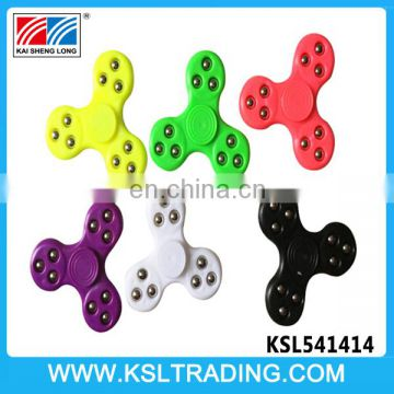 Nice design hot sale high speed anti stress children toy spinner