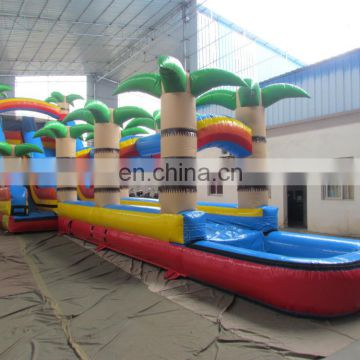 Giant Inflatable Water Slide for Sale, Used Swimming Pool Slide,Used ...