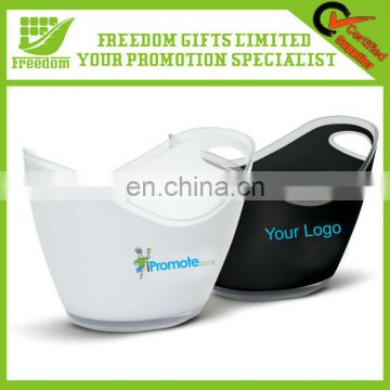 Customized Logo Printed Ice Bucket