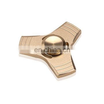Cheap Factory wholesale fidget Spinner For Brass Relieve Stress Fidget Toys Metal Bearing Hand Spinner