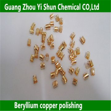 Beryllium copper chemical polishing agents Metal polishing agents Electroless polishing process