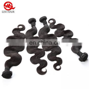 Large Factory Price Thick Ends Best Quality New Arrive No Tangle No Shed Hair Weave