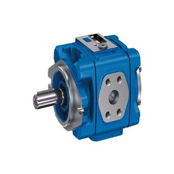 R900086356 Phosphate Ester Fluid Rexroth Pgh Hydraulic Gear Pump Aluminum Extrusion Press