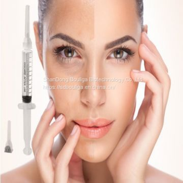 hyluronic acid injections dermal filler 10ml cross linked deeper