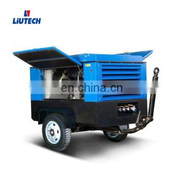 Stable quality tech air compressor machines for water supplying