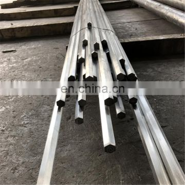 JIS standard SUS303 304 305 309S 310S 316 317 Hexagon Bar