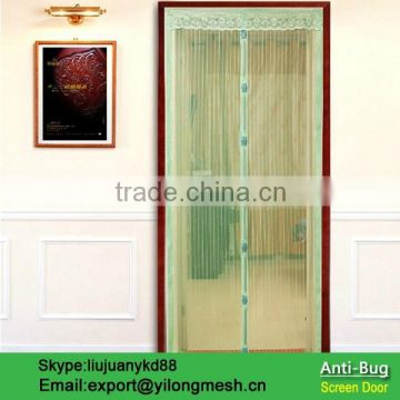 Prevent Mosquito Automatic Magnetic Soft Screen Door