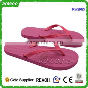 Soft Nude Embossed Chinese Women Slipper