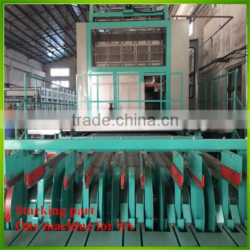 4000Pcs/H Quality Recycled Paper Egg Tray Machinery