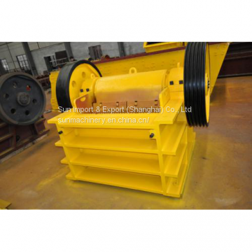 china supplier jaw crusher PEX250*1200 experienced manufacturer high quality competitive price