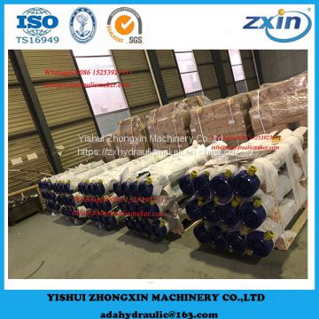 Multi stage Telescopic Hydraulic Cylinder For Press Side Dumper Hydraulic Chrome Cylinder