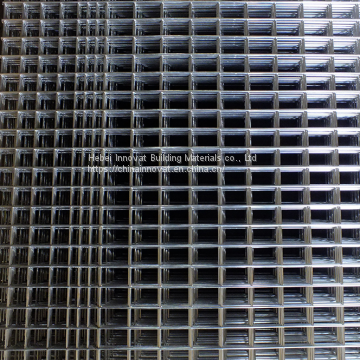 Stainless steel panel welded wire mesh for sale