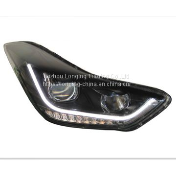 2013-2014 Hyundai New Santa Fe headlamp