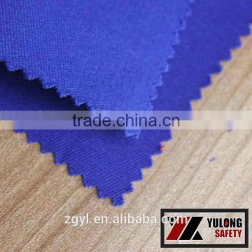 wholesale acrylic fireproof fabric for workwear
