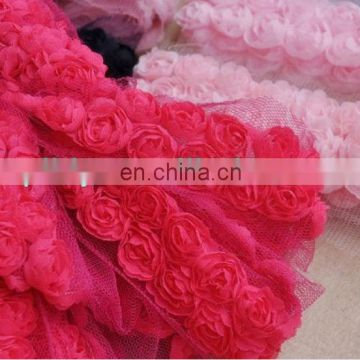 beauty elastic lace for eveningdress