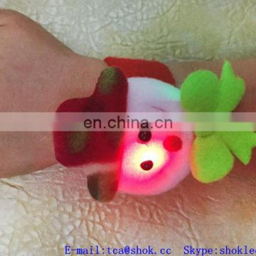 Christmas High Quality Led Flashing Decoration Bracelet