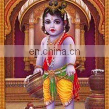 Factory Price Costom 3D Hindu God Picture of Jesus Christ