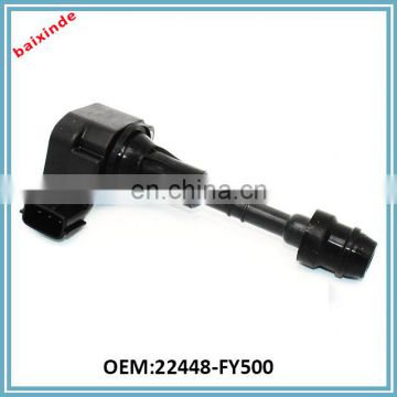 Fit For NISSANs Ignition coil OEM 22480-FY500 Genuine Auto Parts