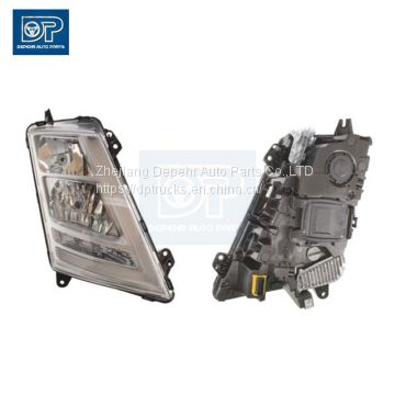 21221129 21221130 Depehr European Tractor Body Parts Supplier Head Lamp Volvo FH/FM Truck Head Light