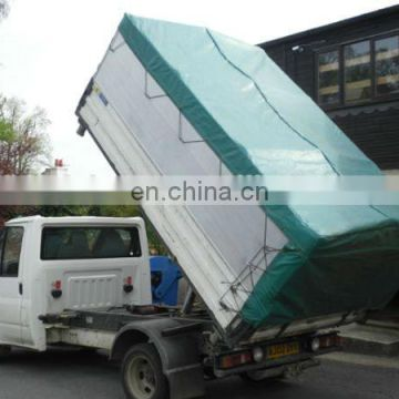 Truck Cover Recycled PVC Coated Polyester Fabric Tarpaulin