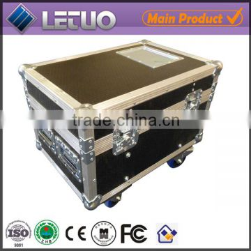 Discount tool case chain hoist rigging aluminum trolley case rack flight case with wheels