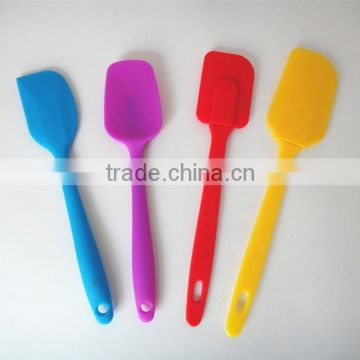 RH-S1 Eco-friendly plastic and Silicone spatula