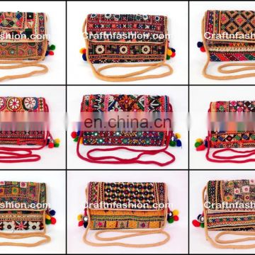 Vintage Friang Wholesale Handmade clutch bags - Vintage clutch- Traditional Clutch-Traditional vintage Clutch Bag-