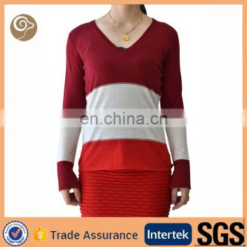 Hot sell mongolian women cashmere sweater