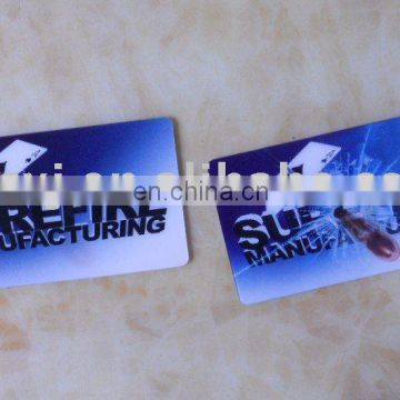 Two artworks 3d lenticular business card of 3d lenticular products two artworks 3d lenticular business card colourmoves