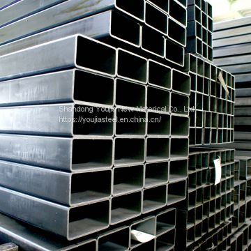 0.8-10 mm Thickness and 8*8-275*275 Outer Diameter ms hollow section square pipe