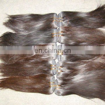 Virgin natural raw indian hair Factory Price Best Selling wholesale